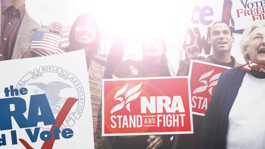 NRA Election Action Meetings in Maine