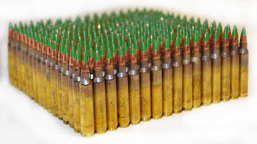 Obama Moves To Ban Your Rifle Ammunition