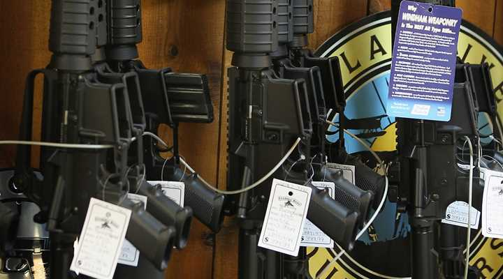 California: Gun Shows to Continue at the Del Mar Fairgrounds
