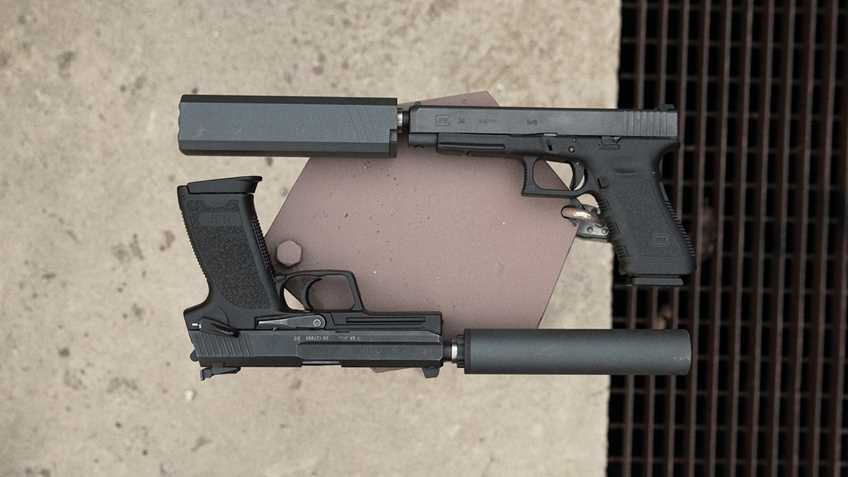 Opportunity to Shoot Suppressed Firearms at the Iowa Suppressor Rally!
