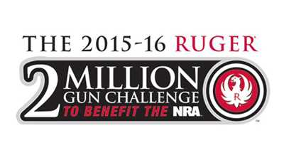 """Serious About 2016, Ruger Issues """"Two Million Gun Challenge"""""""