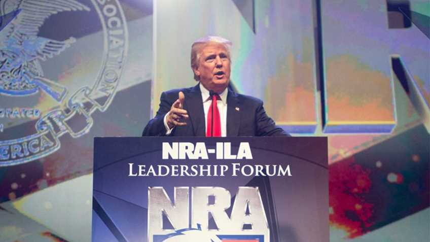 Trump: The Official NRA Q&A